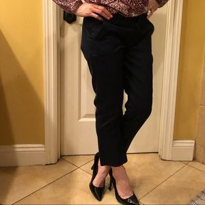 GAP NWT slim crop pants Size 2R and 4R